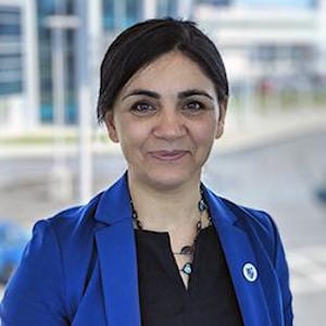 Dr. Shadi Sandvik SUNY Provost-in-Charge